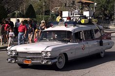 #44 Ecto-1 from Ghostbusters