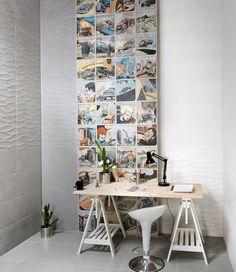 5.4 Decorar parede de escritório ou quarto/canto de estudo