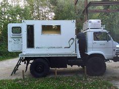 VW MAN FAE 8.138 4x4 Expeditionsfahrzeug in TOP Zustand (Shelter unausgebaut) | eBay