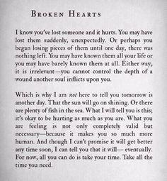 Sad, touching, well-written