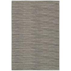Couristan Larvotto Grey Indoor/Outdoor Area Rug & Reviews   Wayfair
