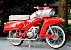Ninja Bike, Vintage Moped, Motorcycle, Motorcycles, Motorbikes, Choppers