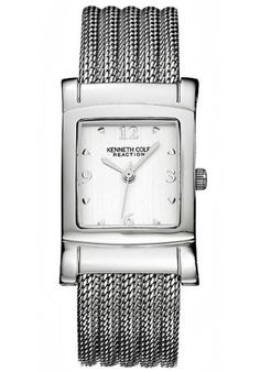 Kenneth Cole Women's KC4417 Reaction Watch Kenneth Cole REACTION. Save 31 Off!. $66.00. Mineral crystal. Case diameter: 22.9 mm. Water-resistant to 99 feet (30 M). Stainless-steel case; Silver-white dial. Quality Japanese-Quartz movement
