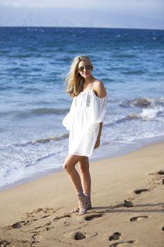 Beach Dress | Ivory Lane