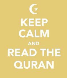 Read the Quran