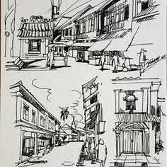 #sketch #oldtown