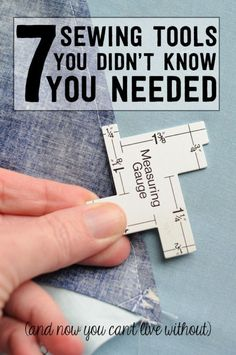 7 Must Have Sewing Tools You Didn't Know You Needed | eBay