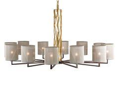 Люстра EMBRE светло-серая The Sofa & Chair Company MR-EMBR-LMP-002-001 , каталог осветительных приборов: фото, заказ - ABITANT , Москва