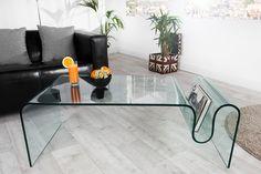1529zł Stół kawowy Transparent 125 cm