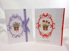Twice the Thanks by sherrird - Cards and Paper Crafts at Splitcoaststampers