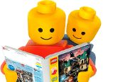 Join in the LEGO® Store Monthly Mini Model Build!