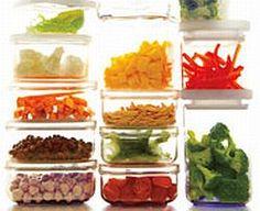 Healthy, fresh food can be expensive. Here are tips to store it properly and make it last from @Self magazine.