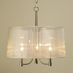 shade chandeliers - Google Search