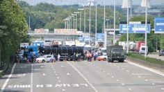 Hele dag verkeershinder in Brussel: 'Een van de lastigste avondspitsen' nationaal