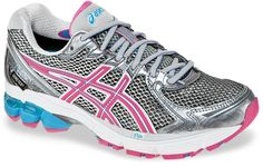 I have GT-2160s right now and LOVE them! I may stick with Asics' GTs (though I'm still working on barefoot running).