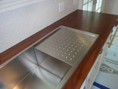 Love This But Priceykitchen Sinks  Stainless Kitchen Sinks New Kitchen Sinks With Drainboards Inspiration