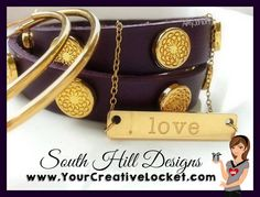 #southhilldesigns, #YourCreativeLocket #new #bracelet #barnecklace