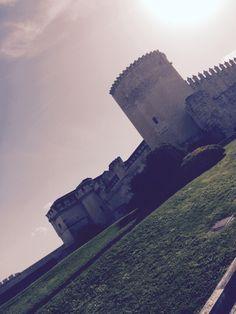 Cuellar - walled city