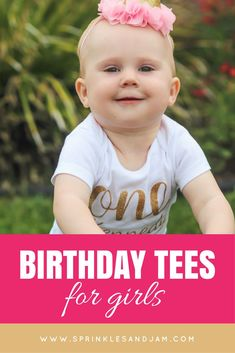 Adorable all gold glitter birthday shirt for girls. Special Birthday, Girl Birthday, Birthday Stuff, Birthday Ideas, Family Birthday Shirts, Red And Pink Roses, Ninja Turtle Birthday, Gold Glitter, First Birthdays