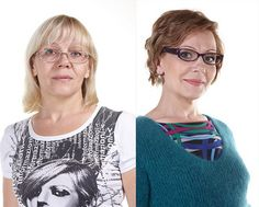 Новый возраст - новая Я. Преображение в рубрике The IMAGE. :: Irkfashion - модный иркутский портал