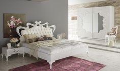 Narin Angarde Yatak Odası Takımı ve Yatak Odası Modelleri