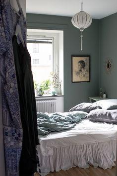 Lovely bedroom | @nannakerstin | Instagram