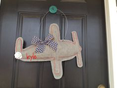 The perfect gift for a vintage airplane themed baby shower OR for sweet babys airplane themed nursery room. This product is made to order so if you
