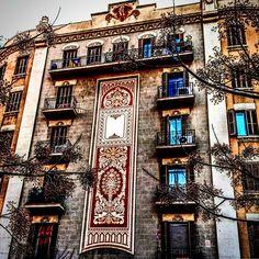 Carrer de Biscaia, el Clot. Barcelona