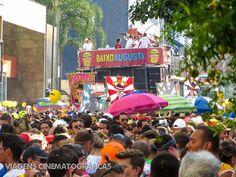 Blocos de Carnaval em SP: Baixo Augusta