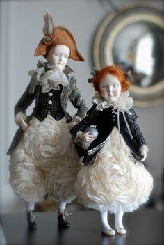 искусство куклы - Поиск в Google