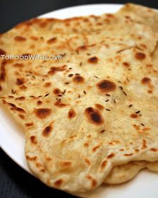 Here's a simple recipe for unleavened bread that is a great accompaniment to curries. I made this to go with my leftover vegetable curry f...