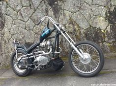Proper Auto Customs in Japan shows us their bike. Wow. Check this out and more at www.xs650chopper.com. Comment here or on the site :)