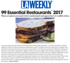 Pastrami Sandwich, Sandwiches, Deli News, Banana Bread, Restaurant, Desserts, Food, Tailgate Desserts, Deserts