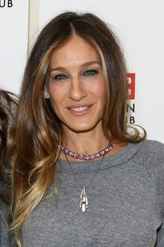 Sarah Jessica Parker   24 Celebrities Who Have Perfected The Ombre Hair Color