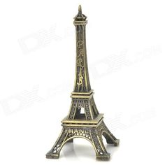 Small Eiffel tower statue