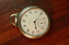 This  is Elgin's grade 211 , 16 size, 7 jewels, made about 1901…