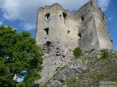 Slovakia, Brekov - Castle