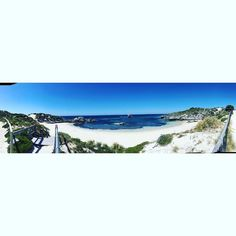 #Rottnest #rottnestisland #geordiebay #ocean #indianocean #travel #adventure #island #blue #nature #perth #westernaustralia #wa #australia #pano #panoramic #photo #iphonephotography by oliv_gee http://ift.tt/1L5GqLp