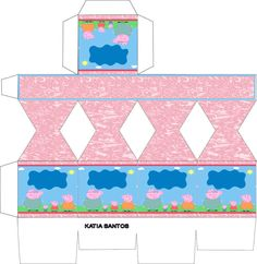 h Peppa Pig Printables, Kids Rugs, Html, Home Decor, Explosion Box, Art Crafts, Crates, Cards, Crafts