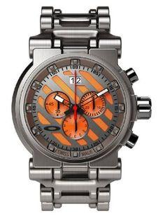 Oakley Men's 10-047 Hollow Point Orange Dial Watch Oakley, http://www.amazon.com/dp/B005X456HK/ref=cm_sw_r_pi_dp_cLfhrb0AYZCPG