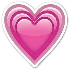 Growing Heart | EmojiStickers.com