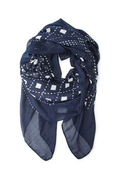 Abstract Geo Print Scarf   FOREVER21 - 1049258861