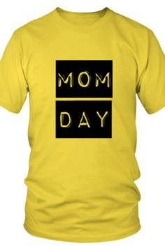 simplifier Mom Day, Collections, Sweatshirts, Sweaters, Mens Tops, T Shirt, Fashion, Tee, Moda