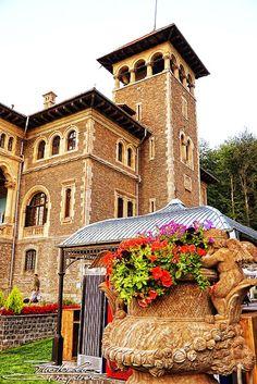 Cantacuzino Castle -VII-     by   http://PhotoLeoGrapher.blogspot.com