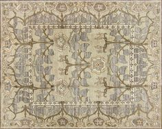 Donegal Leaf (Z44) | 8 x 10 | Beige Area Rugs | #238. On sale $3275. This is the…