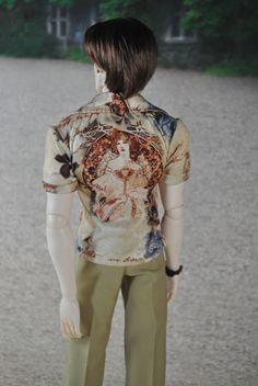 Soren, back of shirt