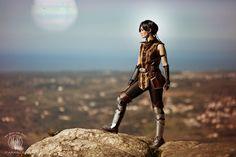 Satele Shan, un cosplay sorti tout droit du MMO The Old Republic