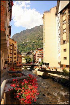 Andorra la Vella, Andorra.