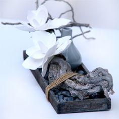 Zelf maken: stilleven met foambloemen