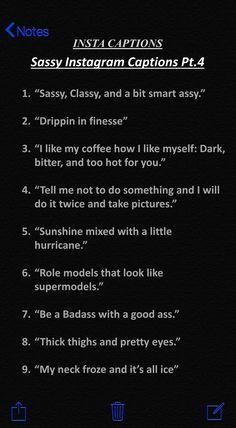 Captions For Guys, Captions Sassy, Lit Captions, Selfie Captions, Clever Captions, Instagram Captions For Friends, Sunday Captions, Savage Captions, Fotos Do Instagram